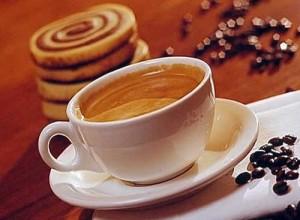 как правильно подавать кофе